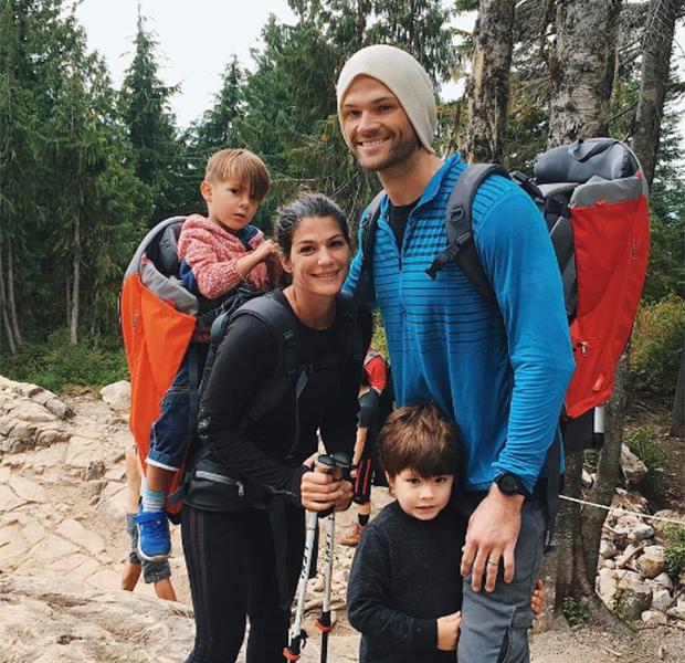 Odette, filha de Jared Padalecki, já nasceu ajudando os outros!