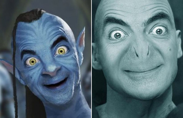 O meme do Mr. Bean como personagens famosos é essencial pra vida