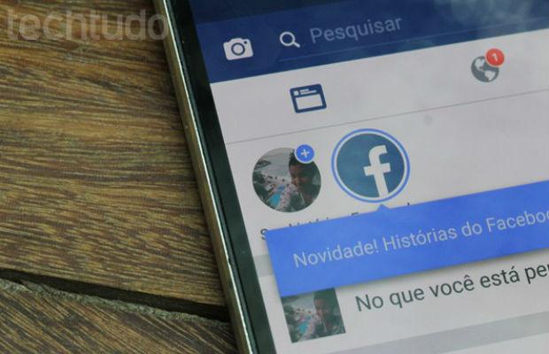 Agora é a vez do Facebook Stories, mais um recurso desnecessário