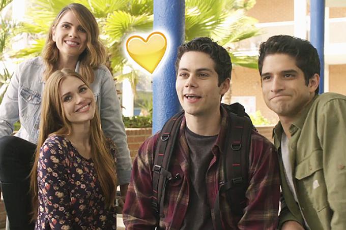 Blog da Galera: 8 razões para Teen Wolf ser minha série favorita!