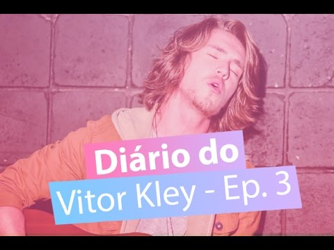 Vitor Kley leva a CAPRICHO para o ensaio de seu show