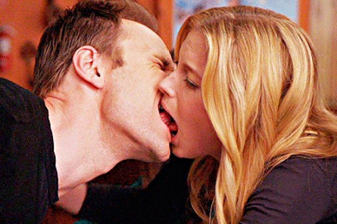 Pensamentos de alguém que acabou de beijar pela primeira vez