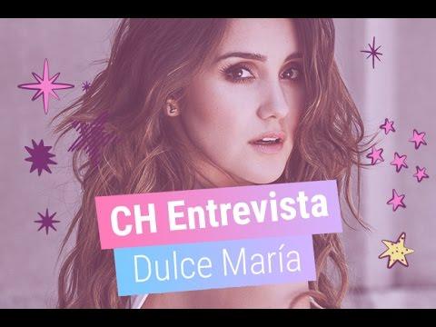 Dulce Maria fala sobre o amor pelas músicas brasileiras