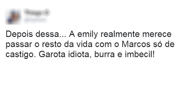 Caso Emilly e Marcos