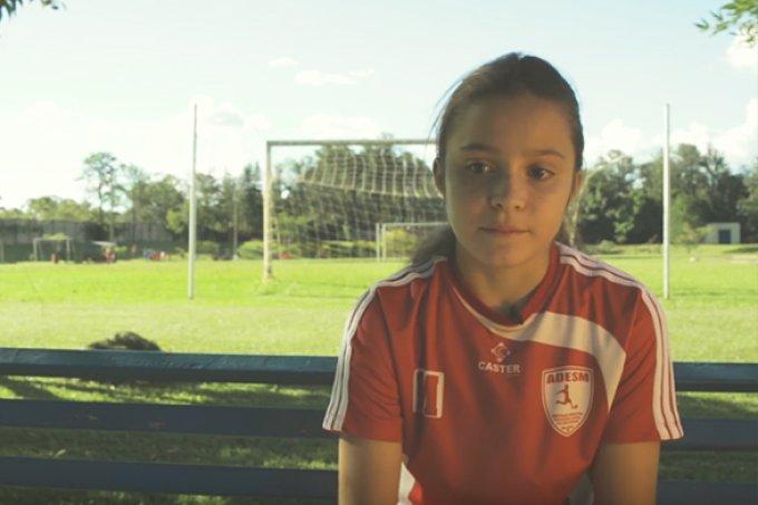 Futebol feminino: 'Não tem incentivo desde as categorias de base'