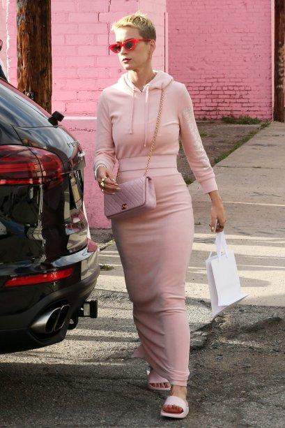 Colorida e confortável, né Katy Perry?