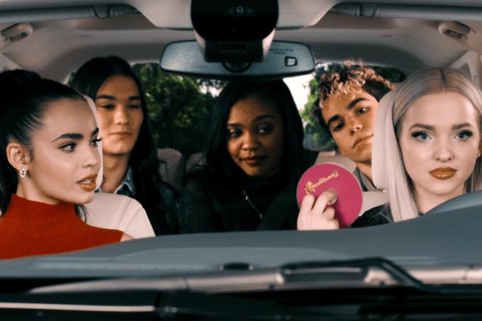 elenco-descendentes-proprio-carpool-karaoke-musica-nova