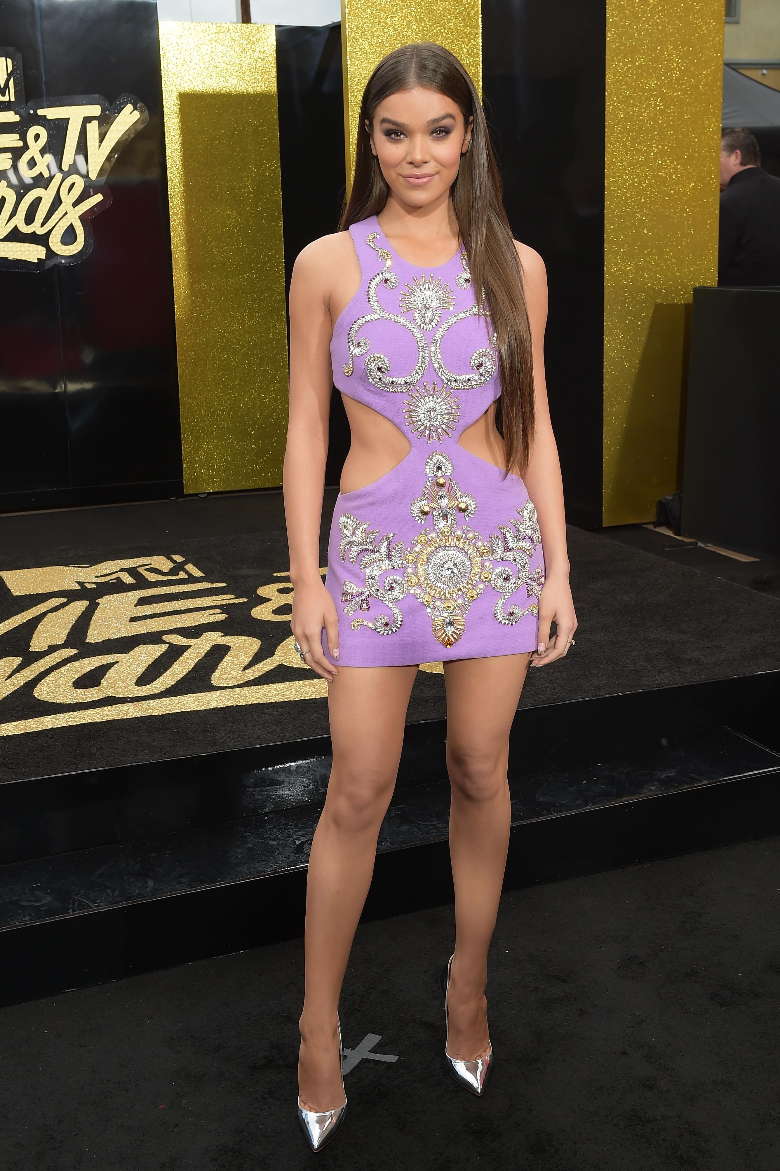 MTV Movie And TV Awards Hailee Steinfeld