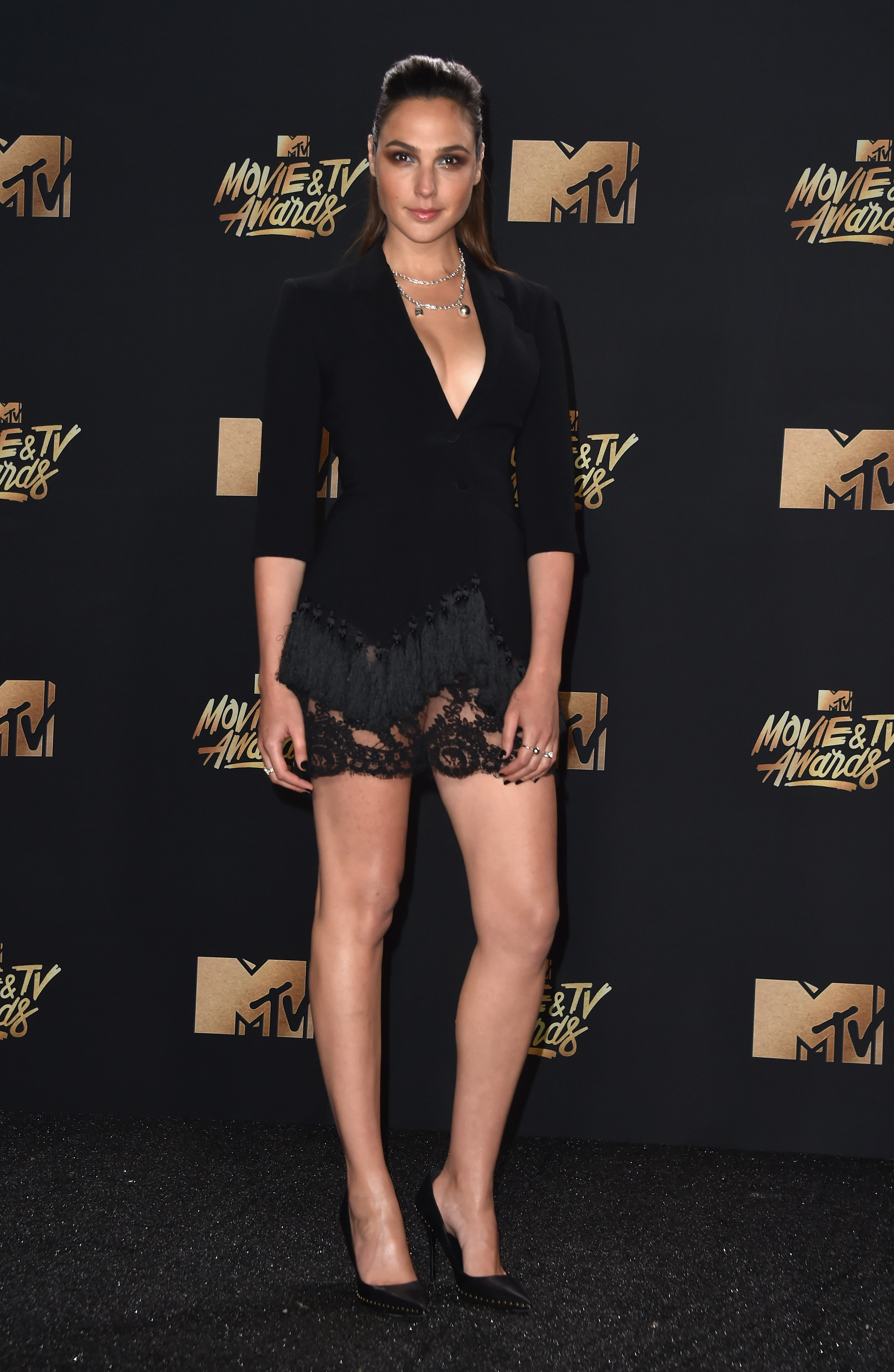 2017 MTV Movie And TV Awards Gal gadot