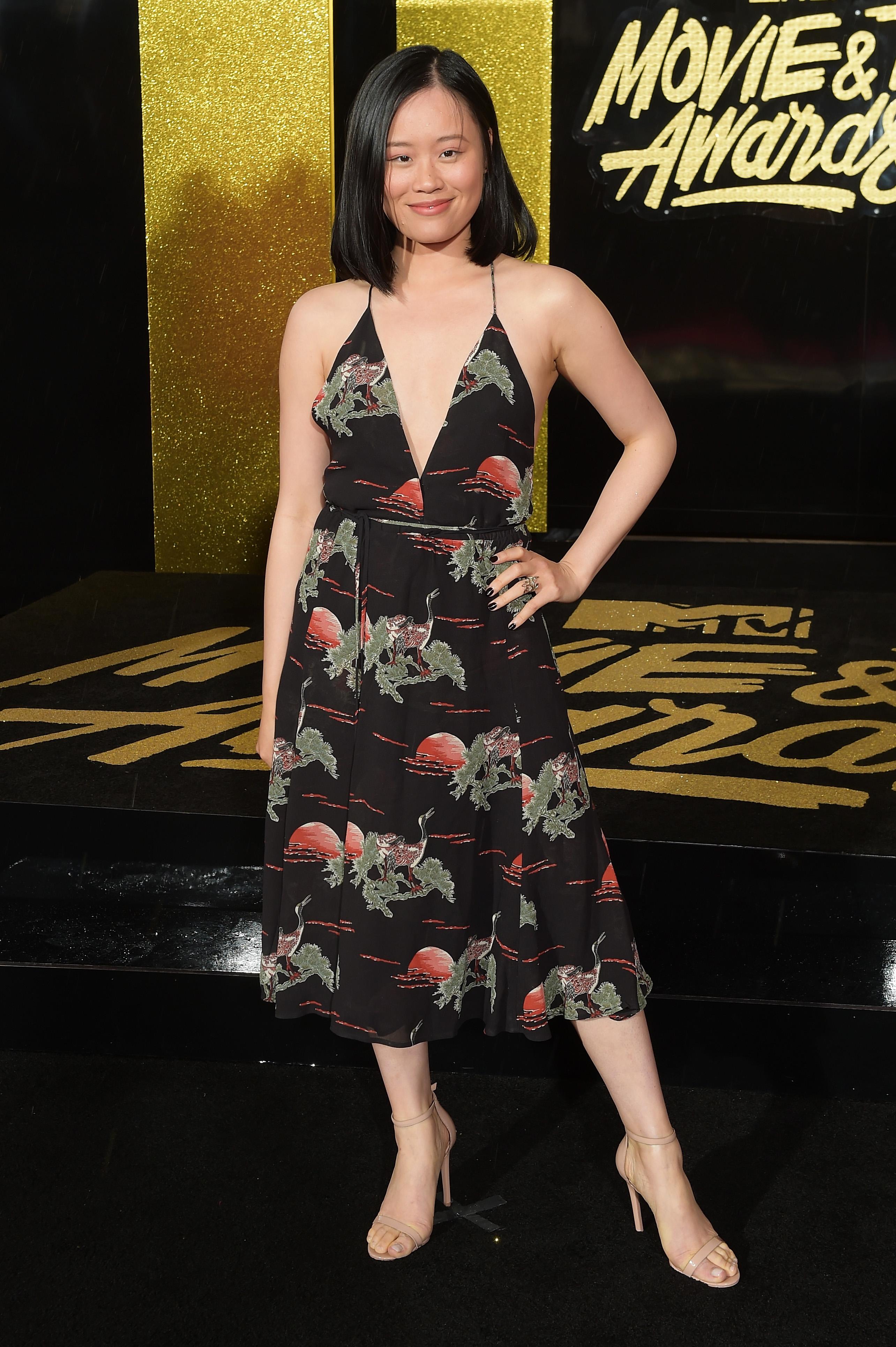 MTV Movie And TV Awards Michele Selene Ang
