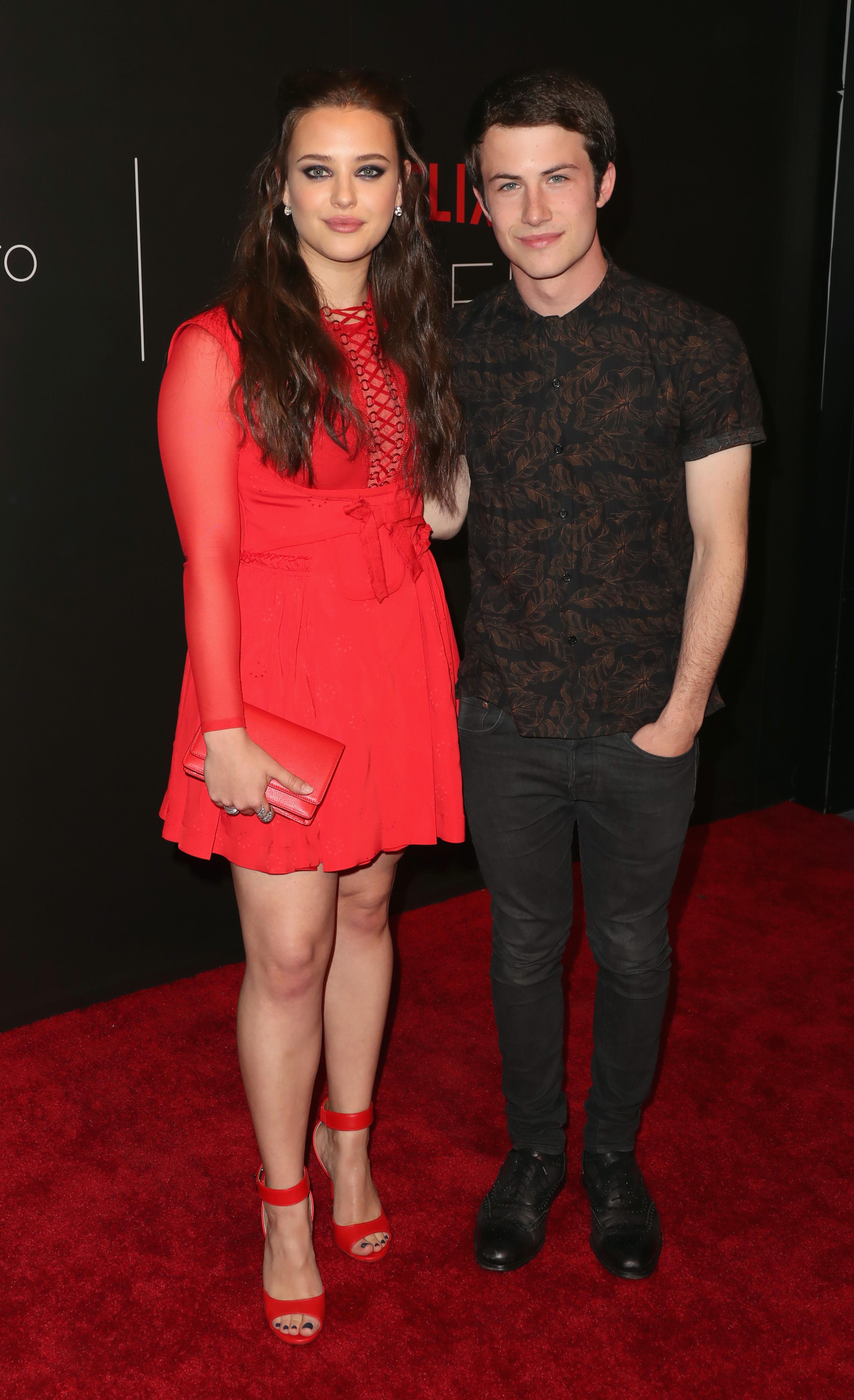 MTV Movie and TV Awards Katherine Langford