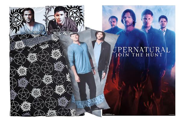 Fandom business: O quarto dos sonhos dos fãs de Supernatural