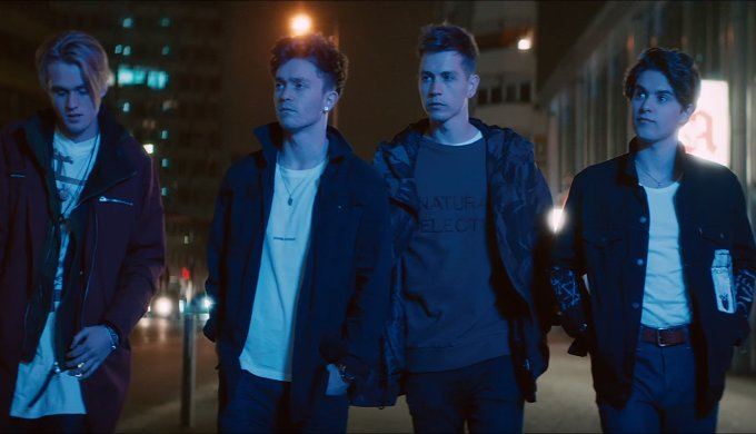 the-vamps-Middle-Of-The-Night-clipe