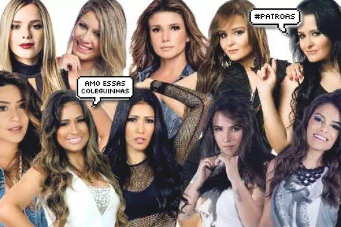 Feminejo: Um papo girlpower com as maiores sertanejas do Brasil