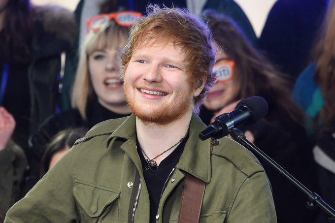 Ed Sheeran é o próximo convidado do Carpool Karaoke