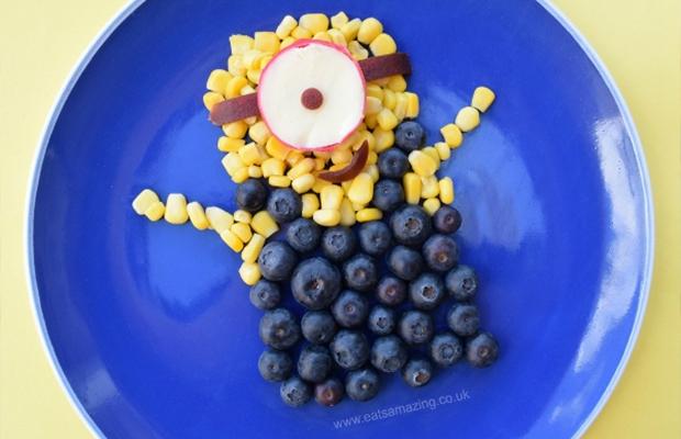 Vezes que Minions viraram comidas