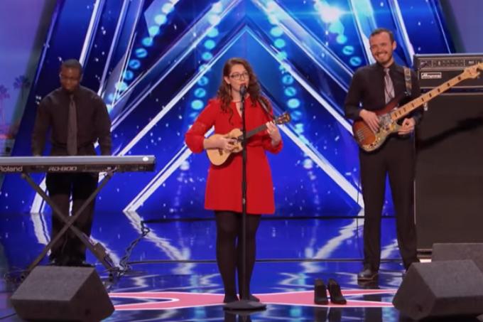 Participante surda emociona jurados no America's Got Talent