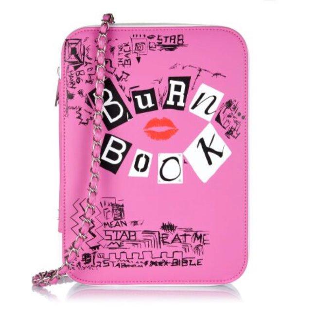 Burn book porta pincel