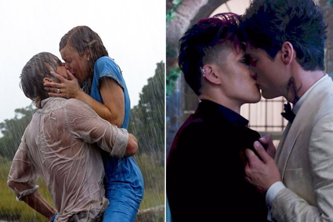 17 beijos bem cinematográficos que nós nunca vamos superar
