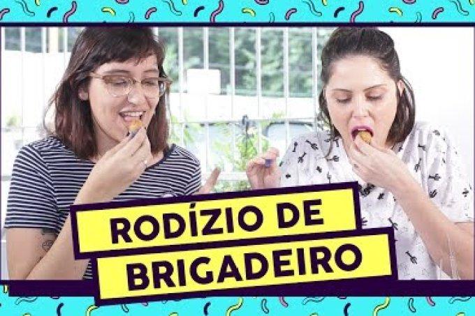 Desafio do Brigadeiro: quem acerta mais sabores?