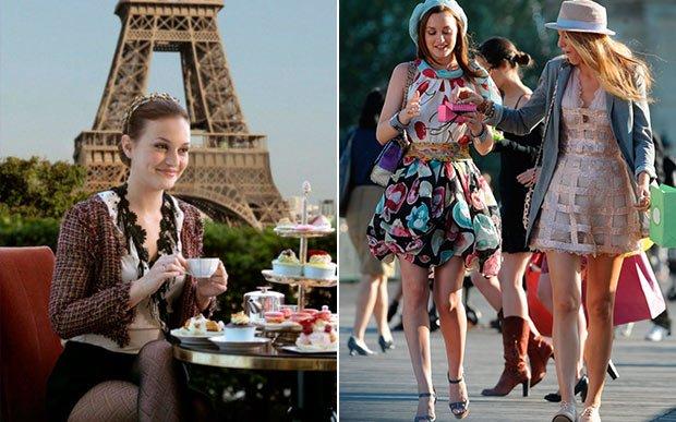 series fashionistas gossip girl