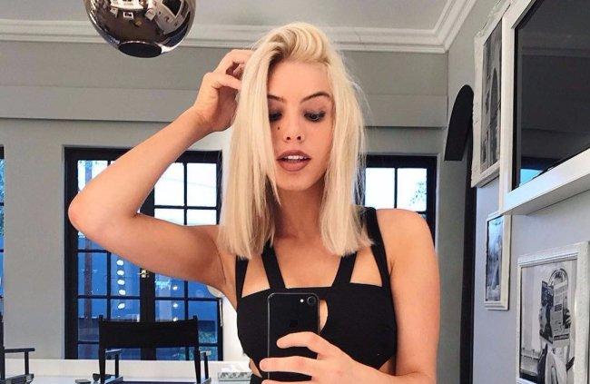 Lele Pons e seu novo corte de cabelo