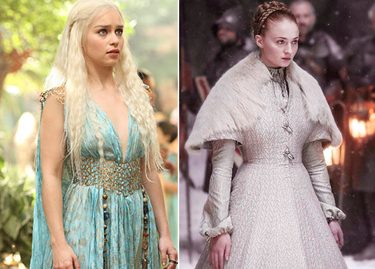 series fashionistas game of thrones