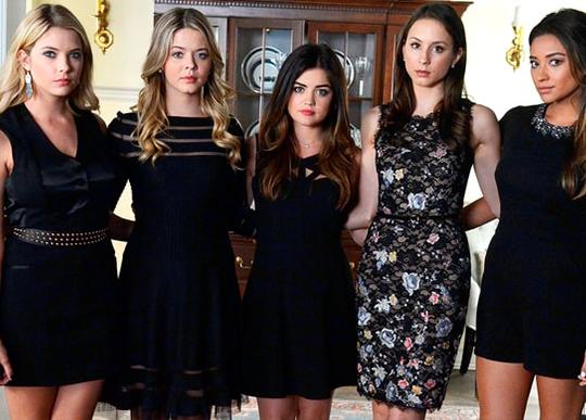 series fashionistas pretty little liars