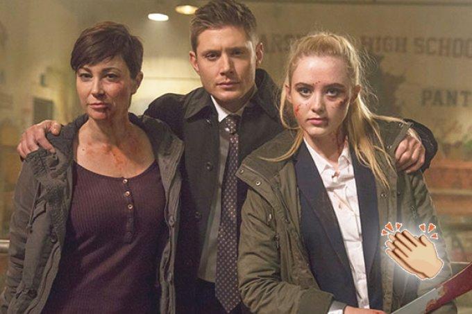 Supernatual anuncia spinoff com mulheres chamado Wayward Sisters
