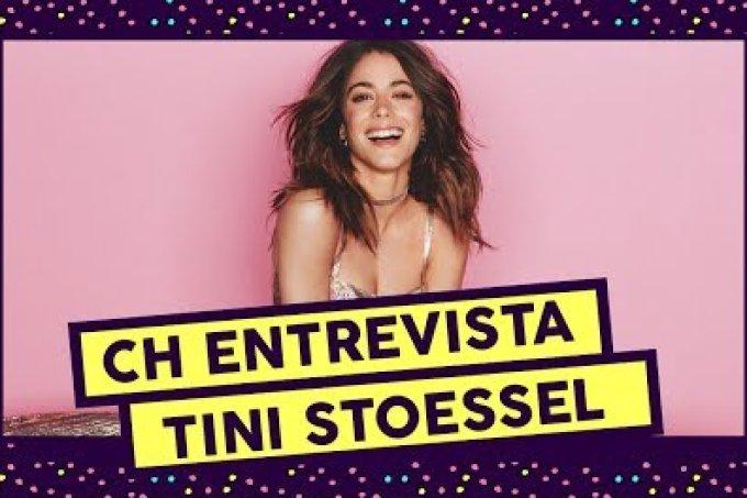 Tini Stoessel conta o que os fãs podem esperar do show no Brasil