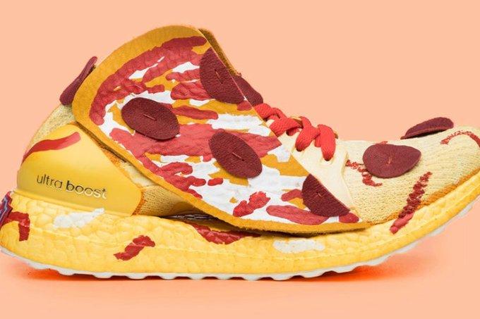 ultraboost-pizza