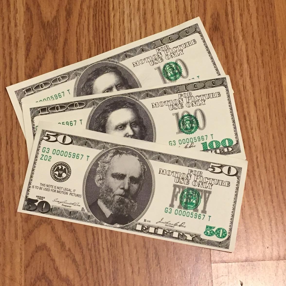 dinheiro da pink