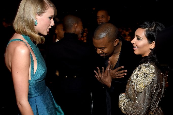 taylor-swift-kim-kardashian-kanye-west-grammy