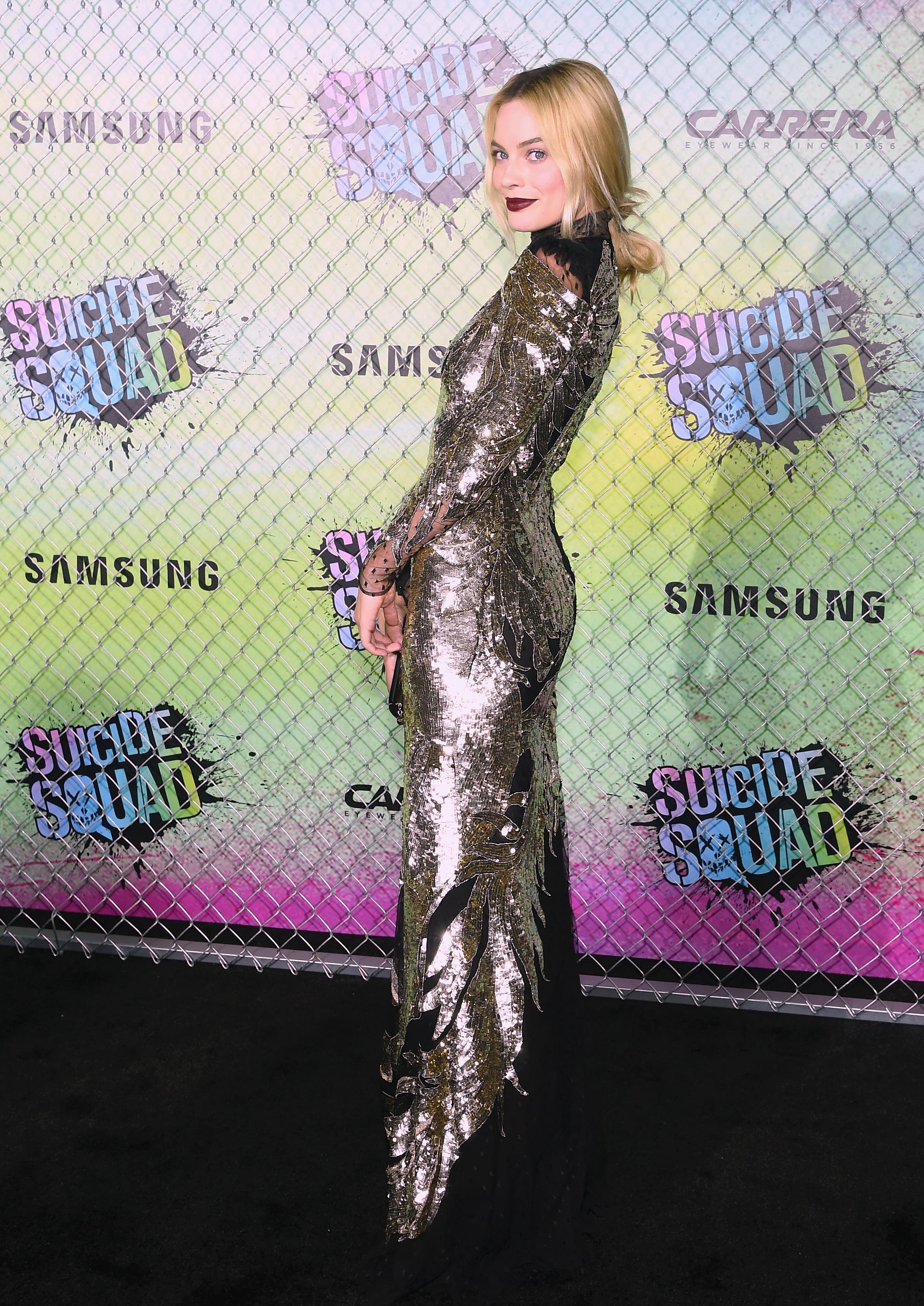Margot Robbie Unicórnio