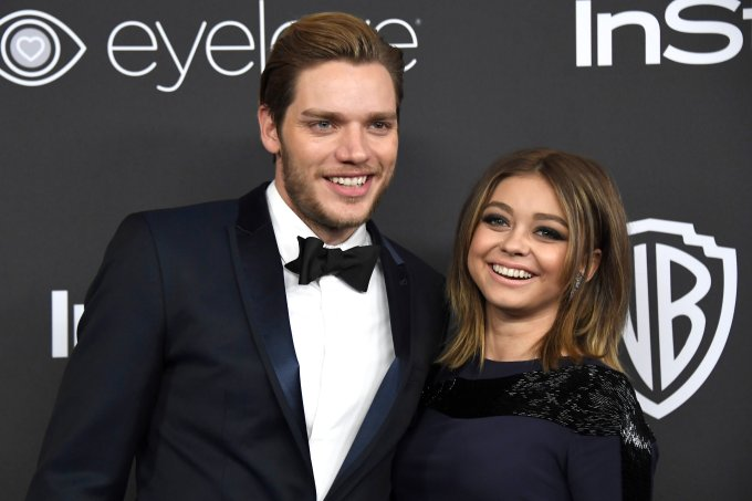 Warner Bros. Pictures And InStyle Host 18th Annual Post-Golden Globes Party – Arrivals