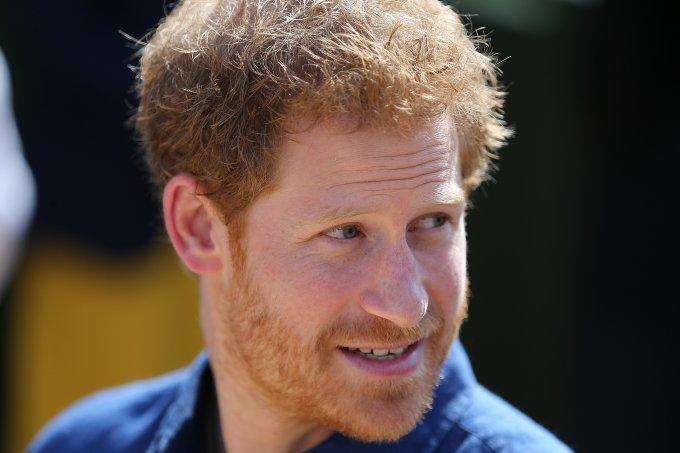 Prince Harry Visits Leeds – Day 2