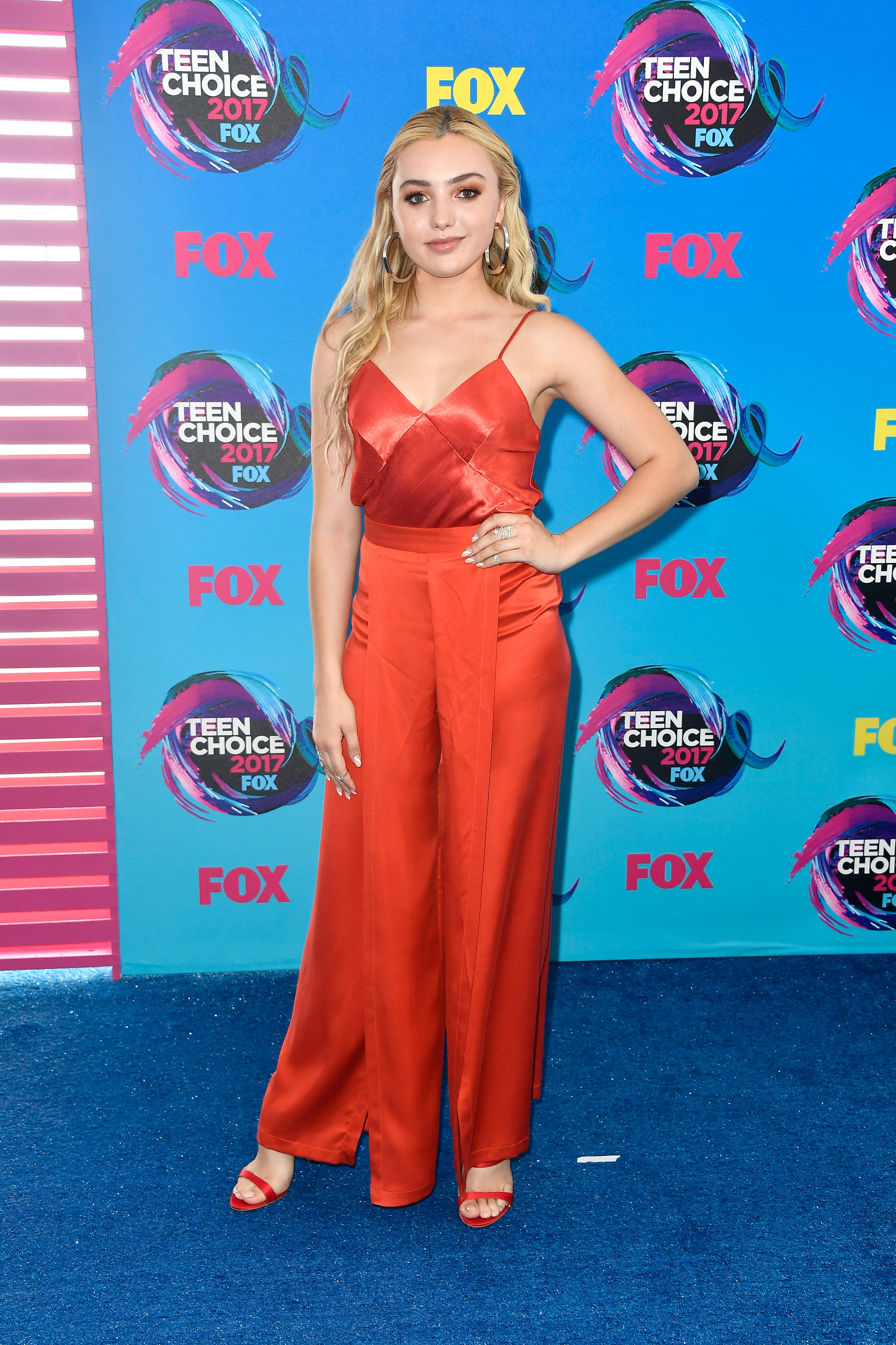 Teen Choice Awards 2017 -Peyton List