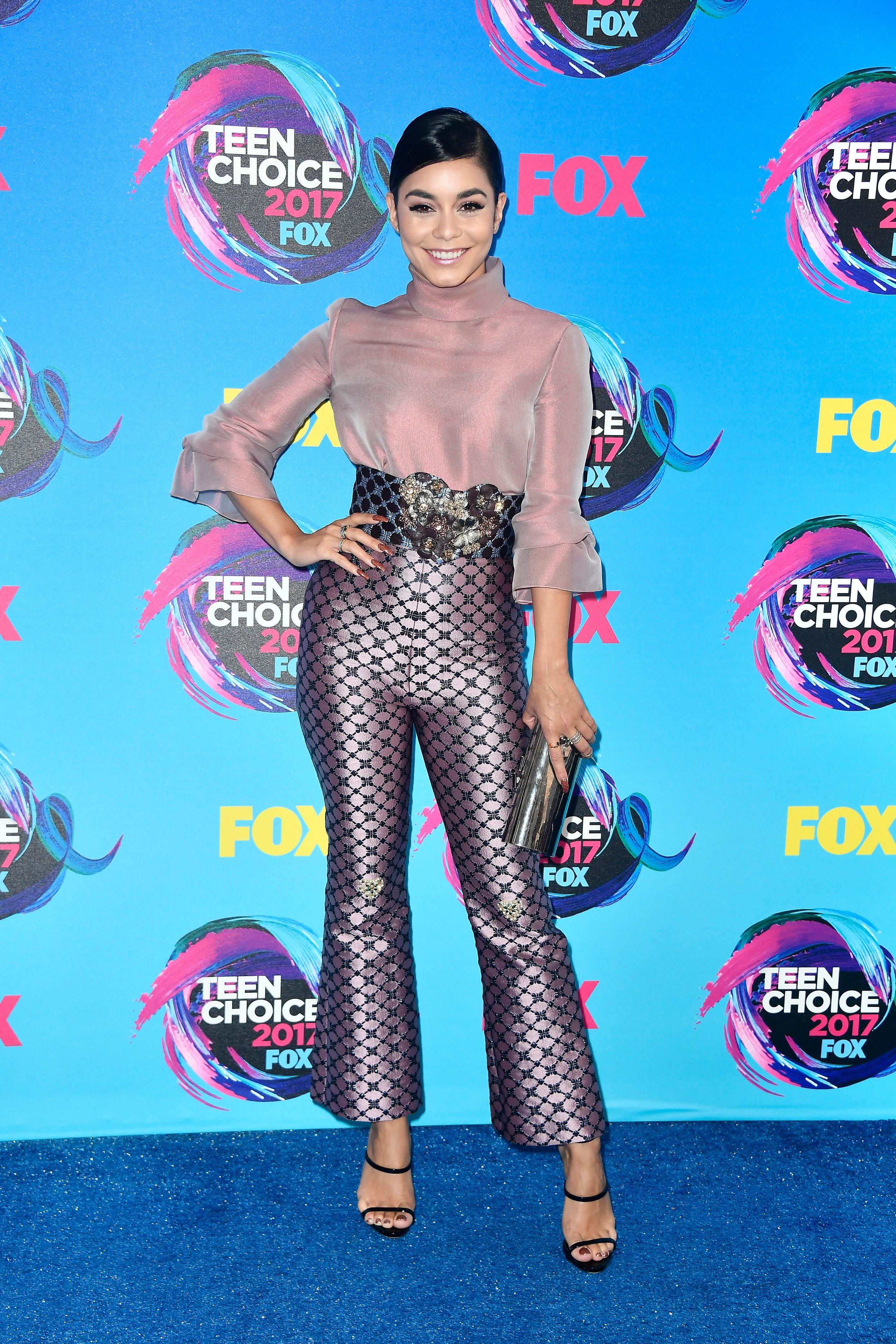 Teen Choice Awards 2017 - Vanessa Hudgens