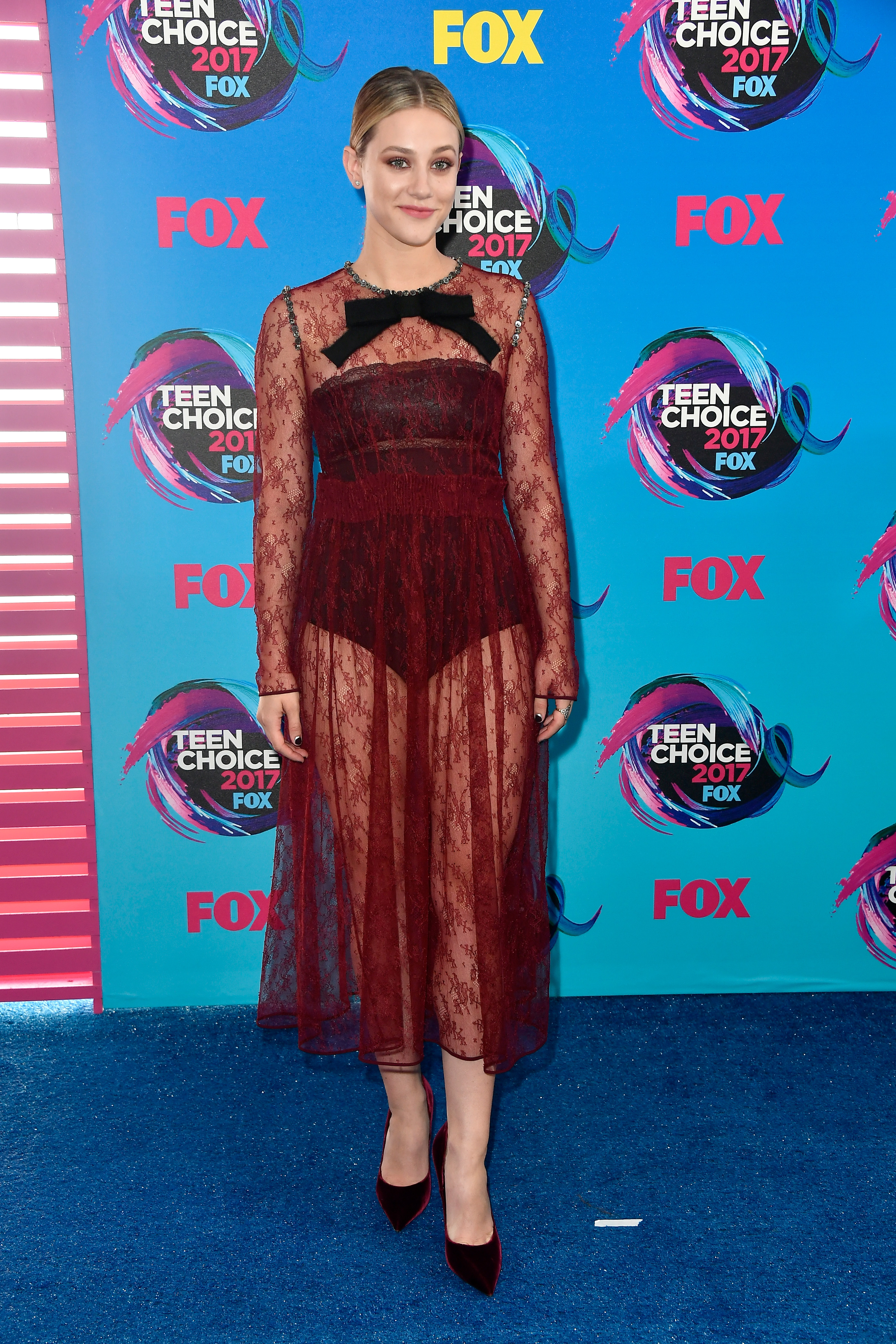 Teen Choice Awards 2017 - Lili Reinhart