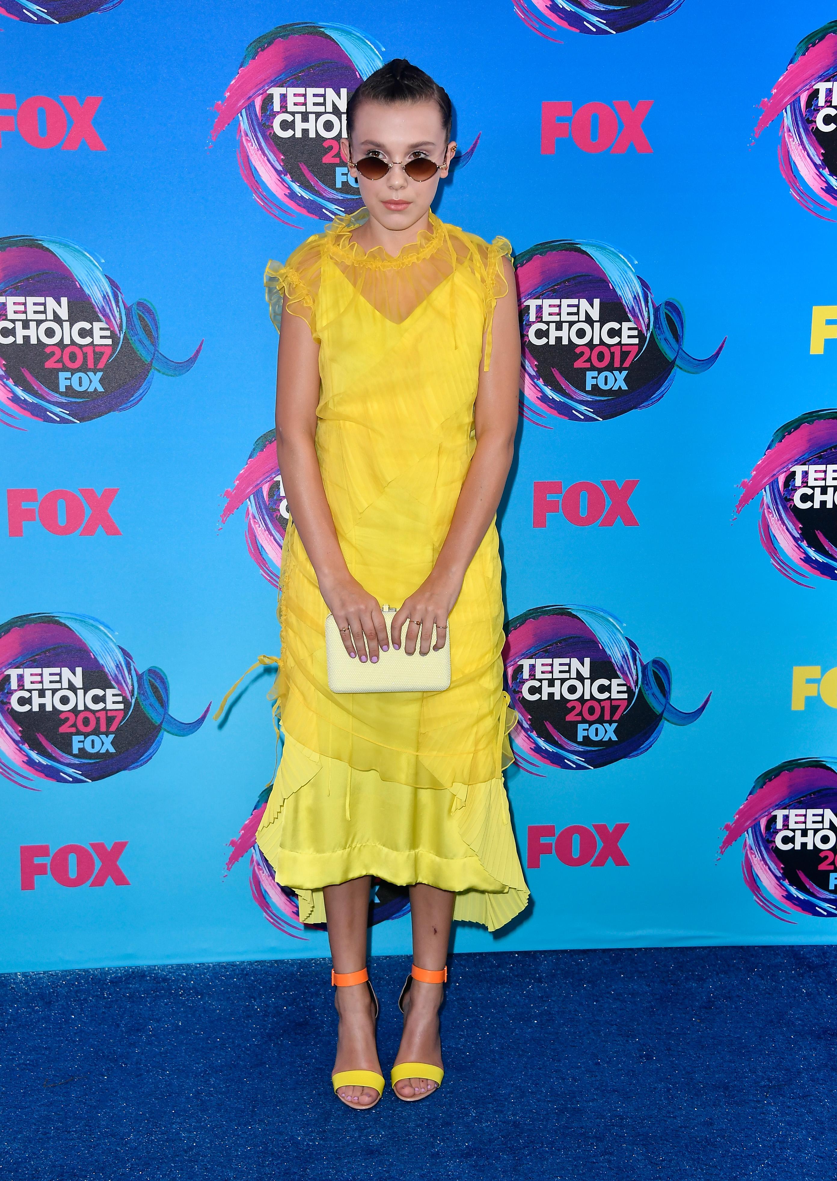 Teen Choice Awards 2017 - Millie Bobby Brown
