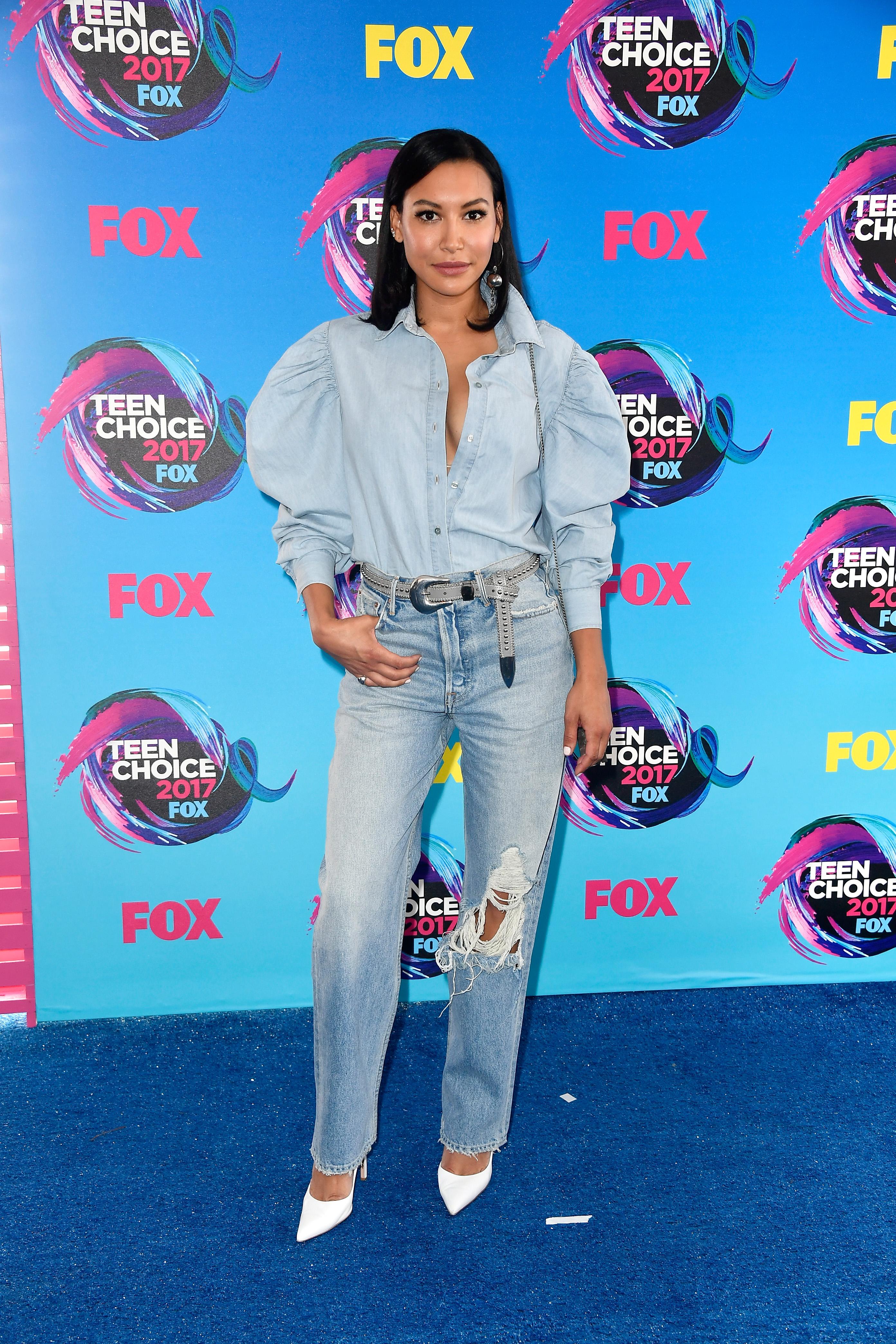 Teen Choice Awards 2017 - Naya Rivera