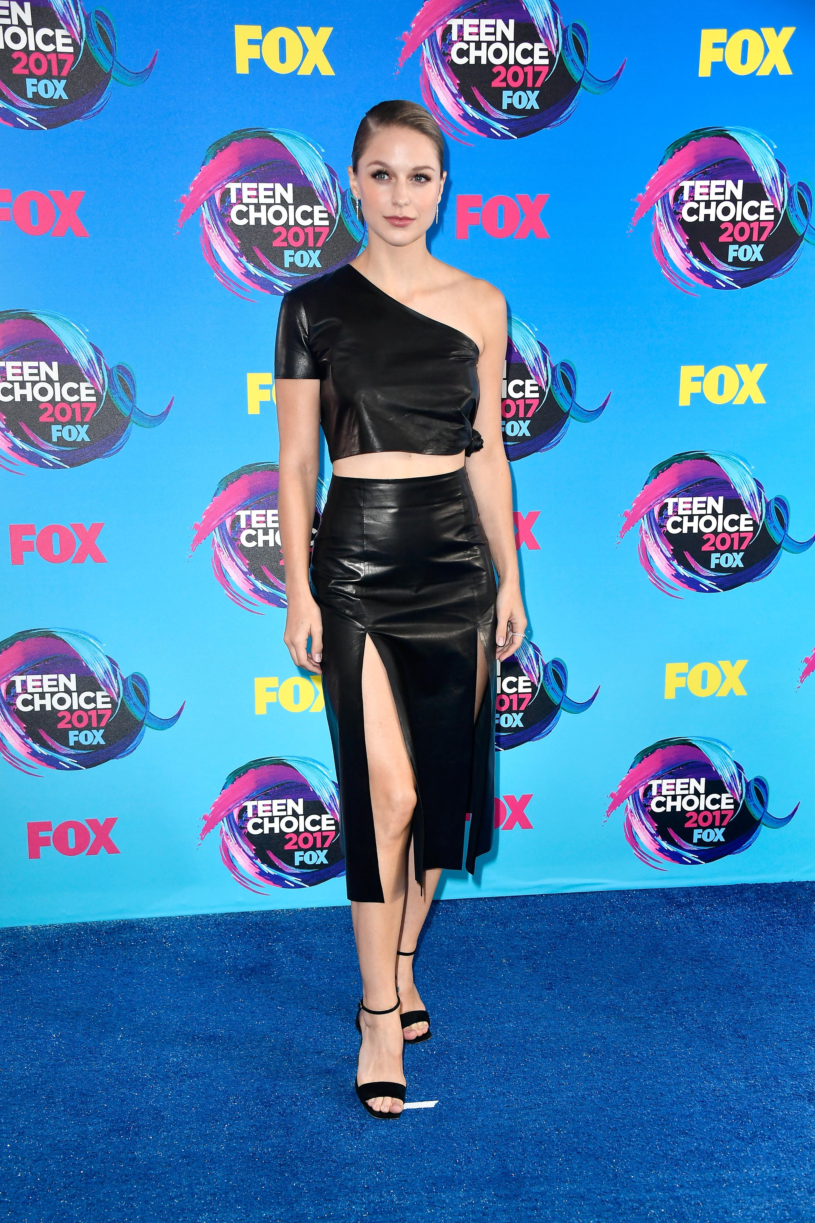 Teen Choice Awards 2017 - Melissa Benoist