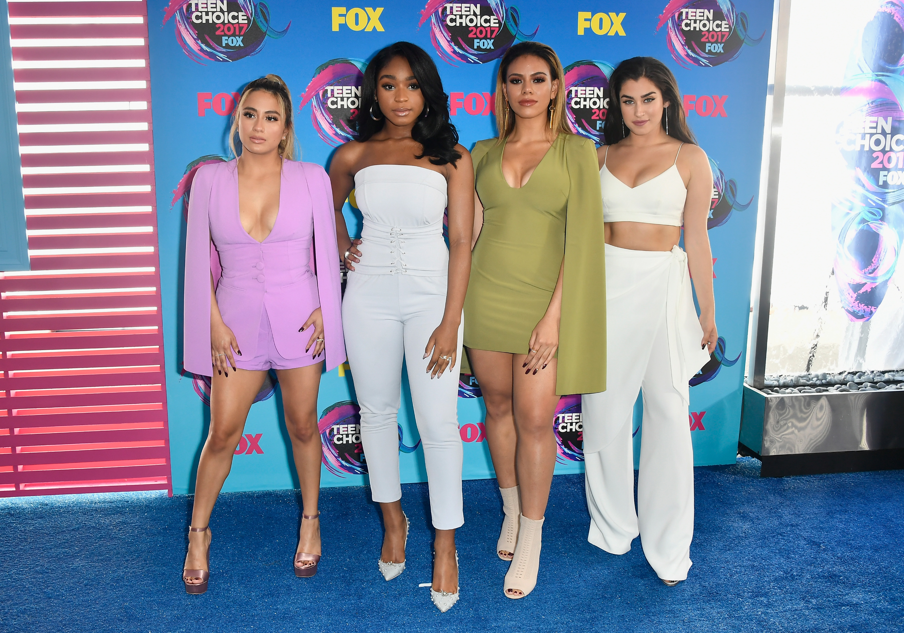 Teen Choice Awards 2017 - Fifth Harmony