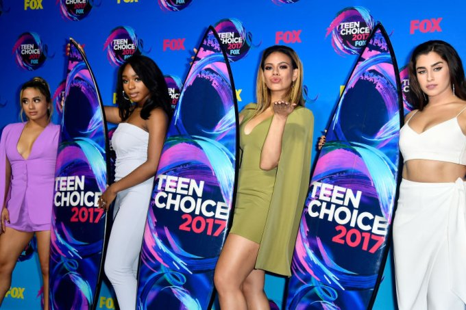 Fifth Harmony Teen Choice Awards 2017 – Press Room