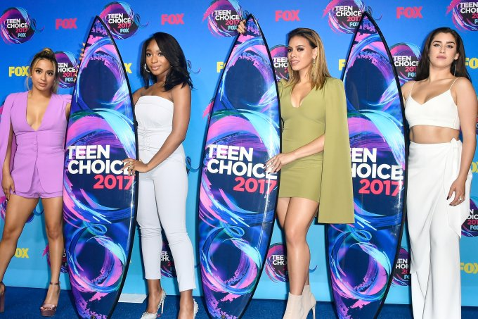 Teen Choice Awards 2017 – Press Room