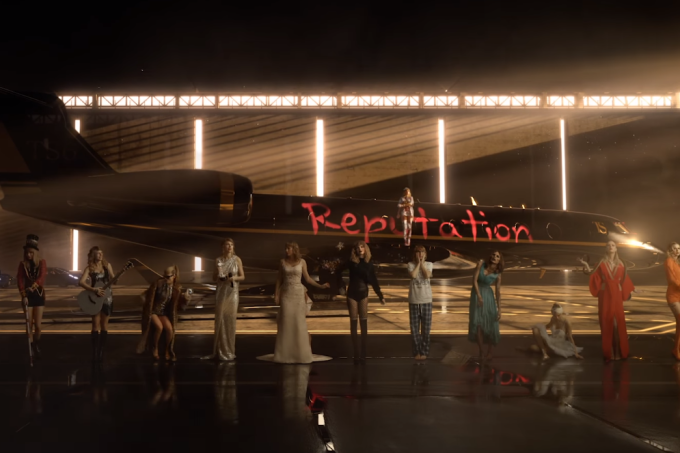Taylor Swift – Teorias – Look What You Made Me Do