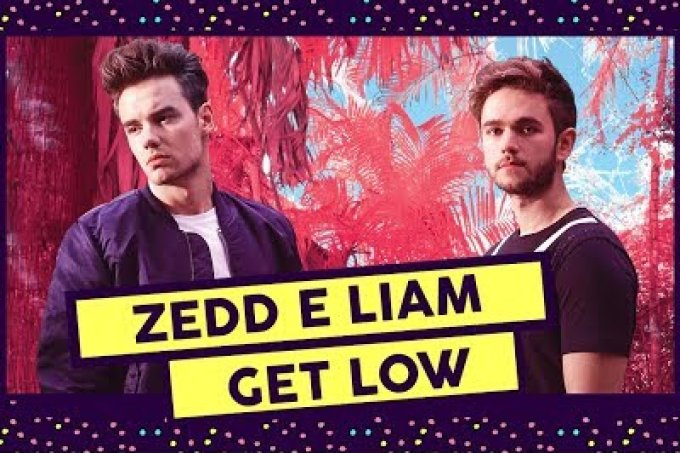 Zedd conta como foi trabalhar com Liam Payne na faixa Get Low