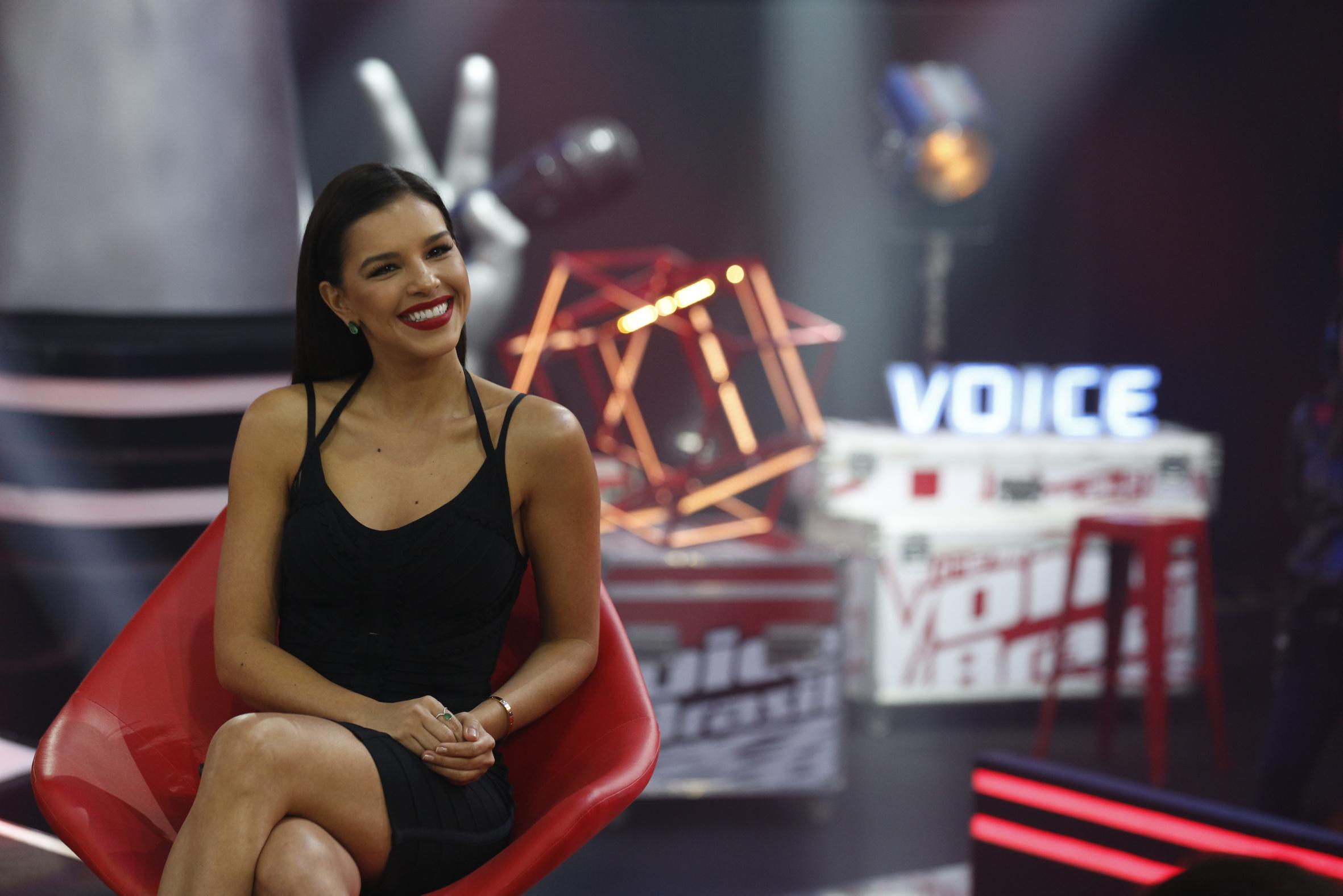 The Voice Brasil - Mariana Rios