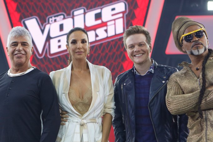 The Voice Brasil – tecnicos