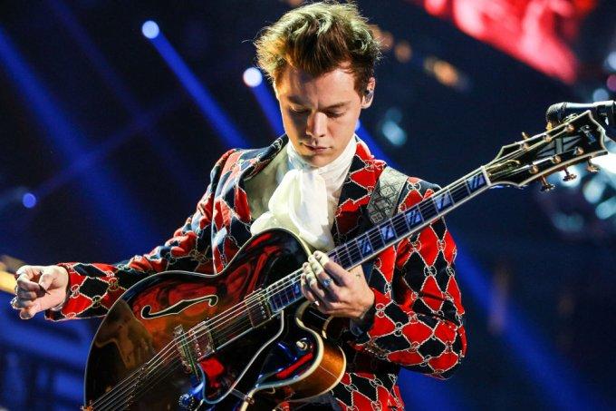 Harry Styles 2017 iHeartRadio Music Festival